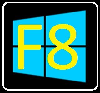 Aktifkan Tombol F8 Untuk Memudahkan Masuk Safe Mode Windows 8