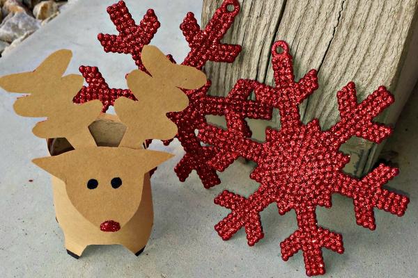 Pin ver art culos de prensa on pinterest - Ver manualidades de navidad ...