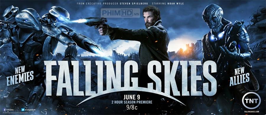Bầu Trời Sụp Đổ: Phần 3 - Falling Skies: Season 3 - 2013