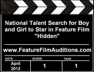 Hidden Child Actor Talent Search