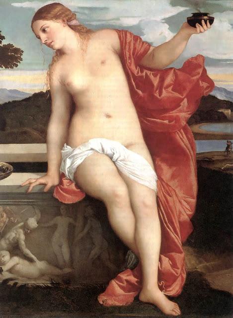 Titian / Italian painter & draftsman /born circa 1488