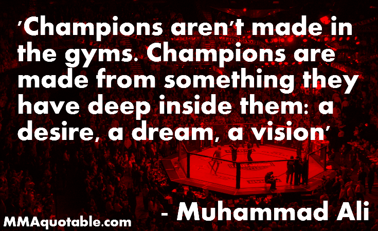 Motivational Quotes with Pictures (many MMA & UFC ...