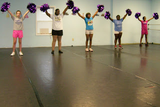 tumbling pom classes charlotte