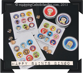 Happy Saints Bingo + Happy Saints Tutorial Directory