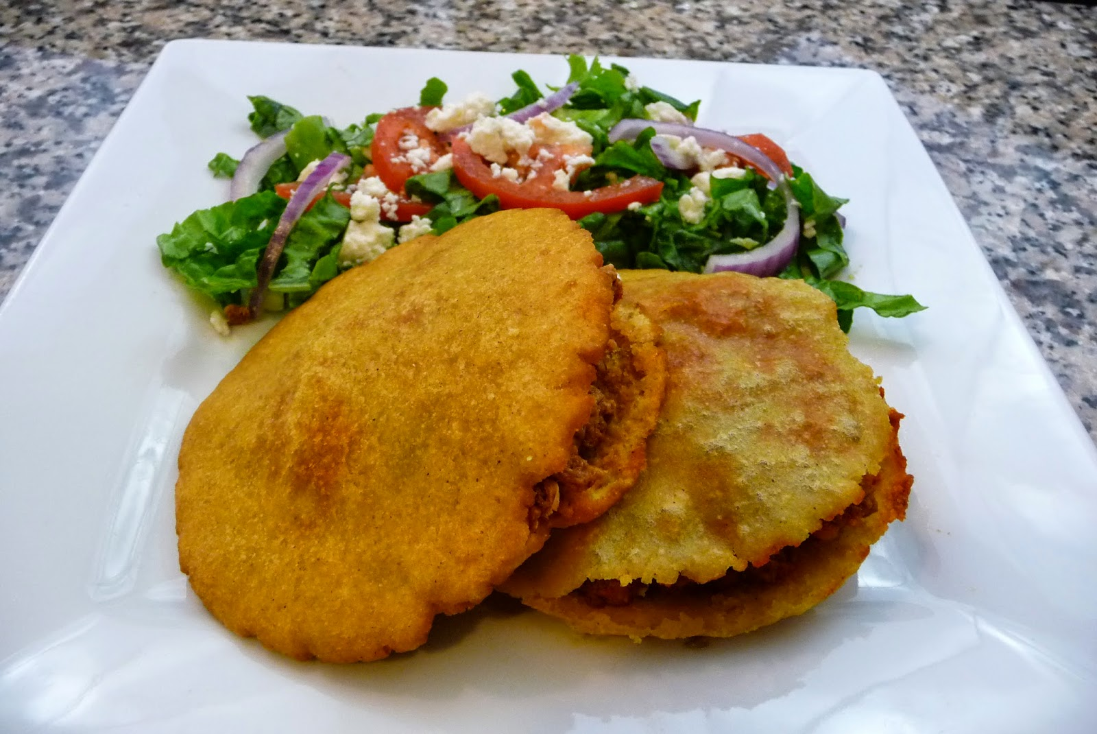 Fried Puff-up Gorditas ~ Easy Cooking