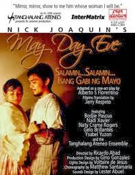 "may day eve by nick joaquin Tropical gothic by nick joaquin this is a collection of 9 short stories about religious beliefs ""may day eve was a night of divination."