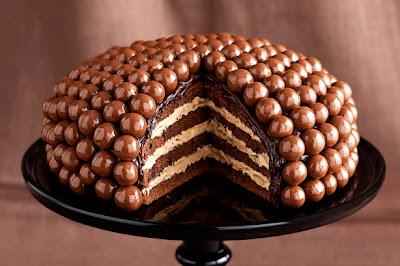 "<img alt="" Incroyable gâteau de Maltesers"""