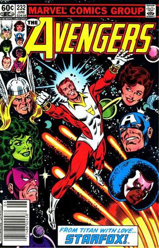 15 Superhero Terburuk di Dunia Komik: Starfox