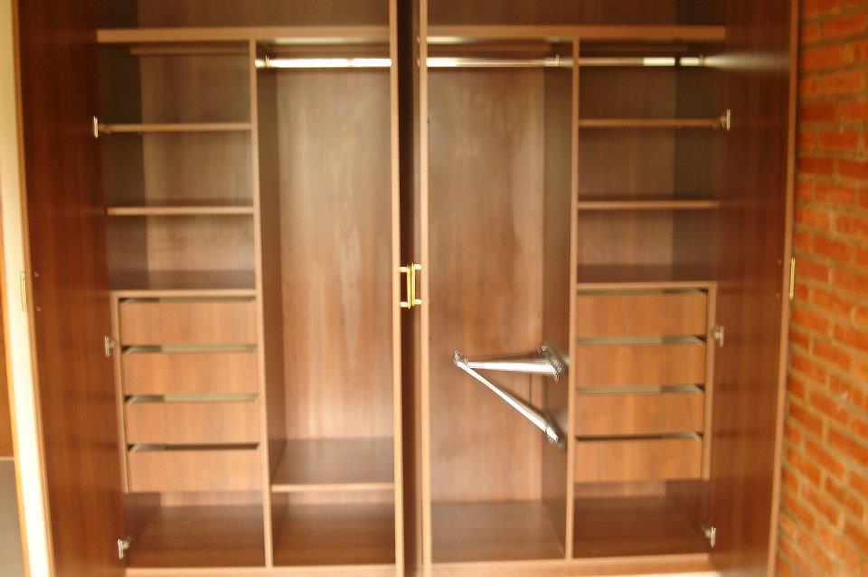 C g muebles y dise o placares - Armarios para habitaciones pequenas ...