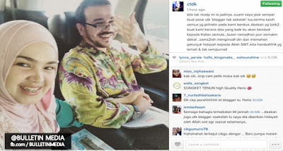 Reaksi Cool Datuk Siti Dan Datuk K Untuk Blogger Tak Sekolah