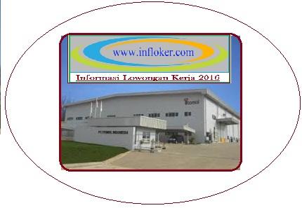 Lowongan Kerja Operator Produksi PT. ITOMOL INDONESIA Terbaru 2016