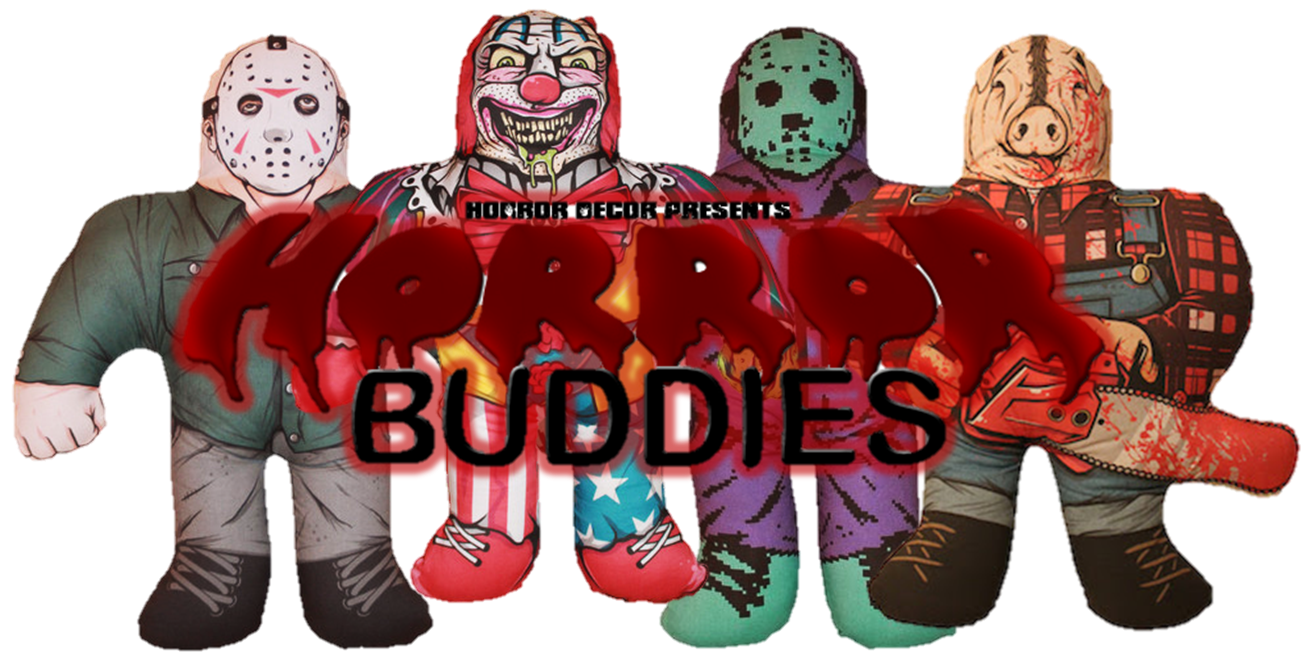 http://horrordecor.net/collections/pillows/horror-buddies