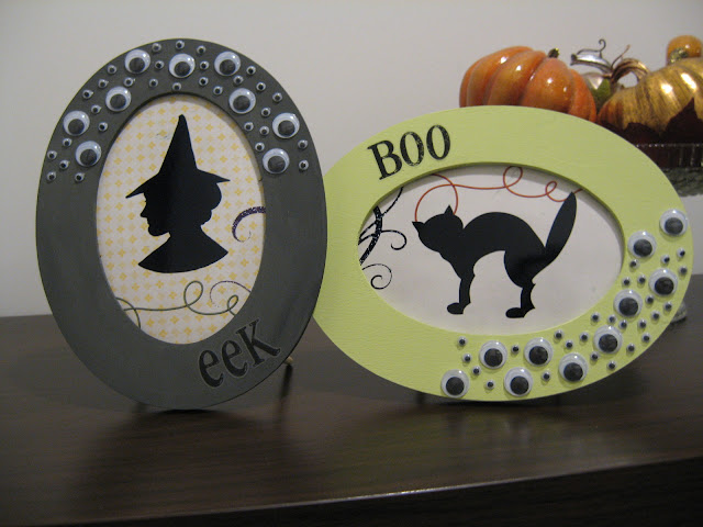 Sugar And Shimmer Diy Halloween Frames With Free Printables