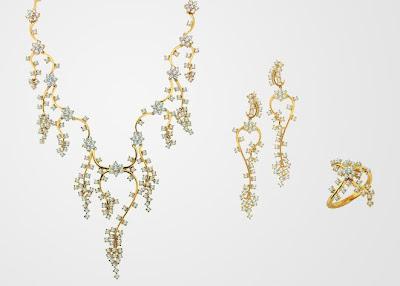 Latest Diamond Necklace Designs