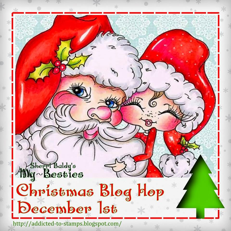 Upcoming: My Besties Christmas BlogHop