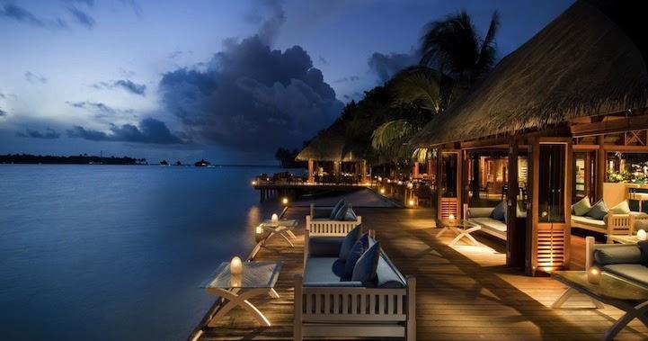 Decopics alucinante hotel conrad maldivas isla rangali for Conrad maldives rangali island resort islas maldivas