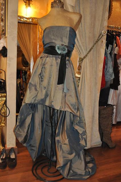 vestidos de fiesta vintage y chic