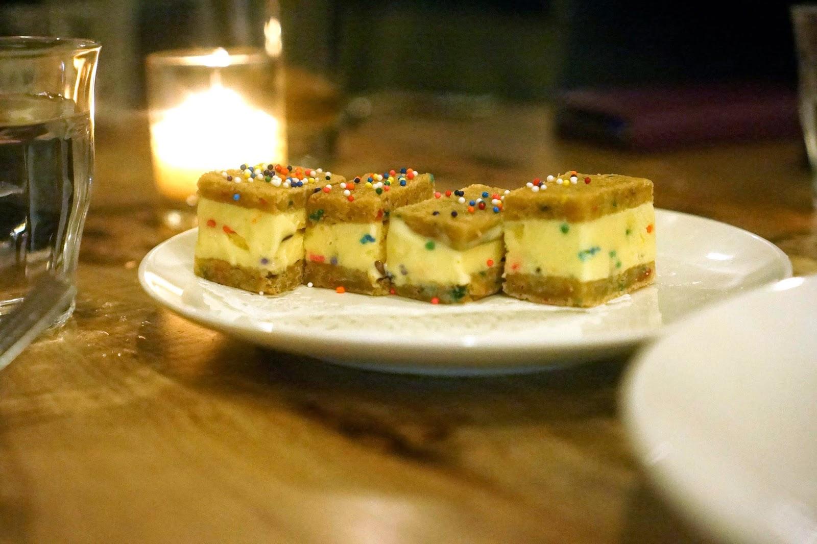 birthday cake ice cream sandwich birthday cake ice cream sandwich was ...