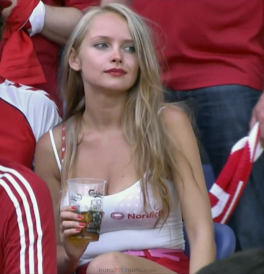 danish hot girl