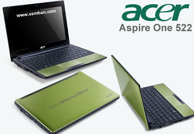 Acer Aspire One 522 101 Inch Netbook Computer Review
