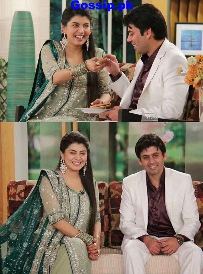 host abeel javed family pictures apna food tv