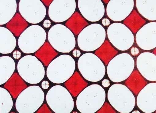 Seni Batik Motif Kawung