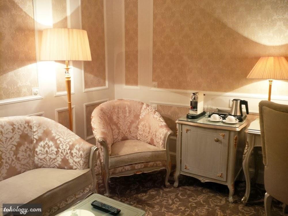The Official State Hermitage Hotel // Официальная Гостиница Государственного Эрмитажа