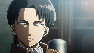 Levi (Attack On Titan)
