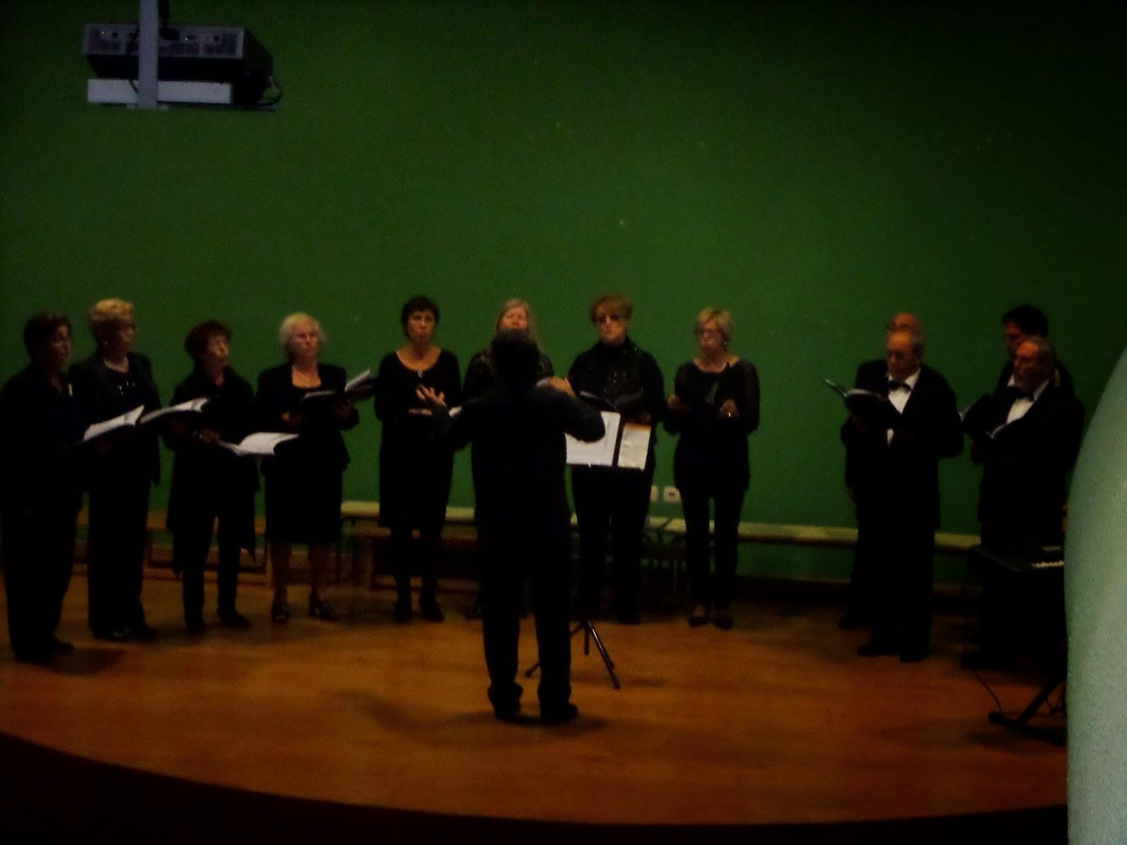 10º Aniversario del Coro Rubagón.Coro Tierra Verde.