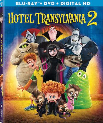 Hotel Transylvania 2 2015 English Bluray Download