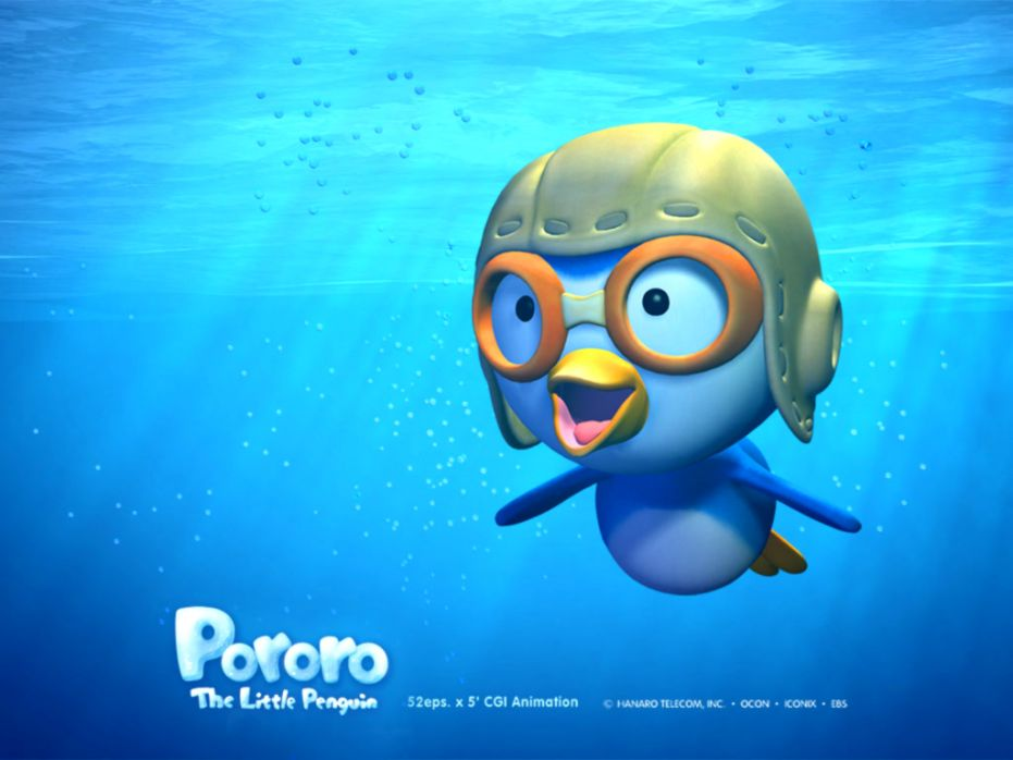 Cartoon pororo wallpaper image wallpaper collections view original size thecheapjerseys Images