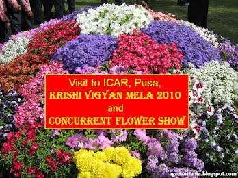 "View Ppt presentation on ""Krishi Vigyan Mela and Flower Show"" held at IARI, New Delhi."