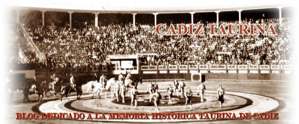 Cádiz Taurina