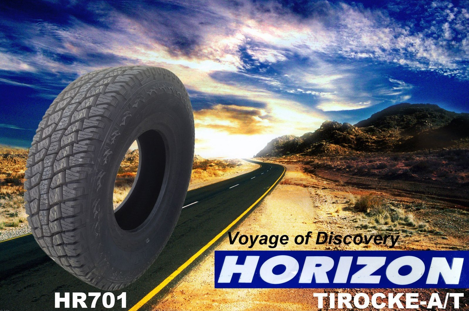 HORIZON HR701 Series - Voyage of Discovery