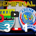 Video Gol Persib vs Arema 3-1 Semifinal ISL 2014