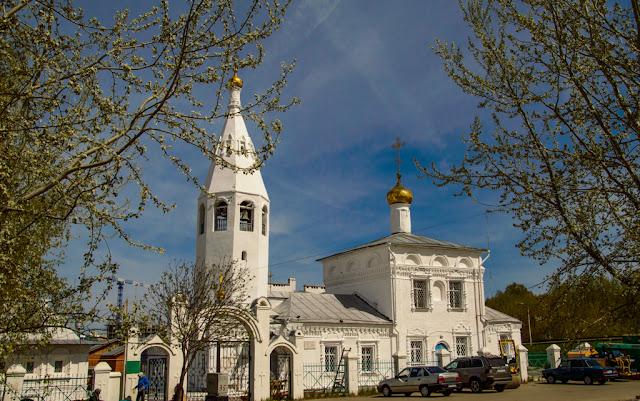Путешествия: О жизни: Церковь Чебоксары