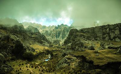 Valle Los Gigantes, Córdoba