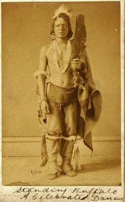 Standing Buffalo Ho-Chunk, (Hocąk) Winnebago Tribe