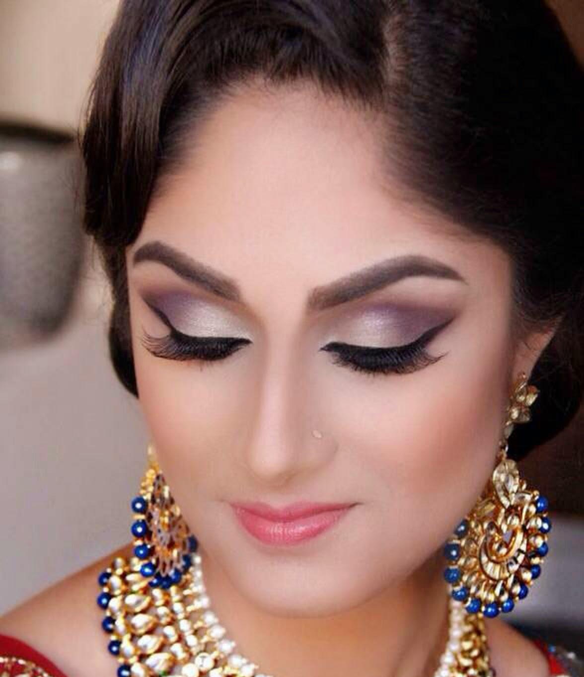 Bridal Makeup Name List : Most Popluar And New Look Bridal Wedding Makeup 2014-2015 ...