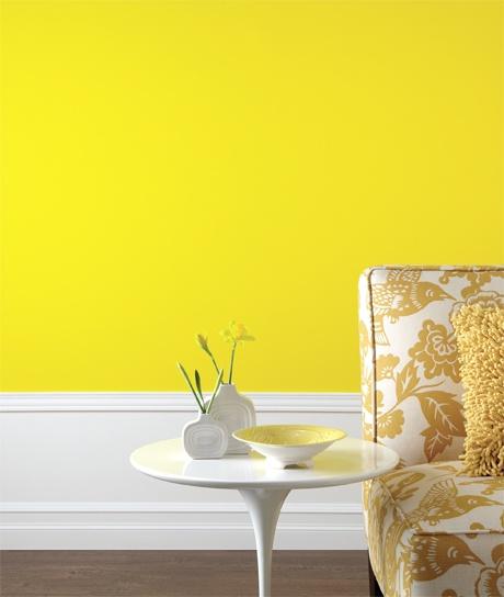 The Studio M Designs Blog Color Pick Lemon Yellow