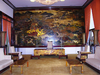 Reiunification Palace-inside