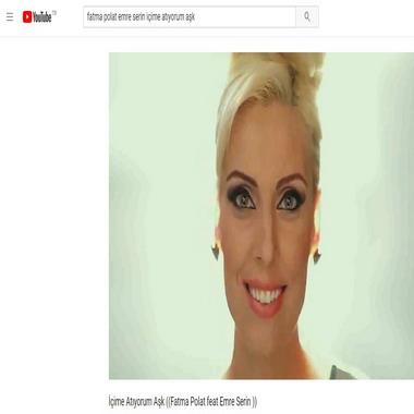youtube com - fatma polat - emre serin - içime atıyorum aşk