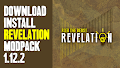 HOW TO INSTALL<br>FTB Revelation Modpack [<b>1.12.2</b>]<br>▽
