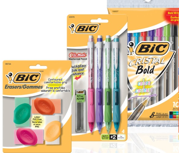 Bic Stationery Products