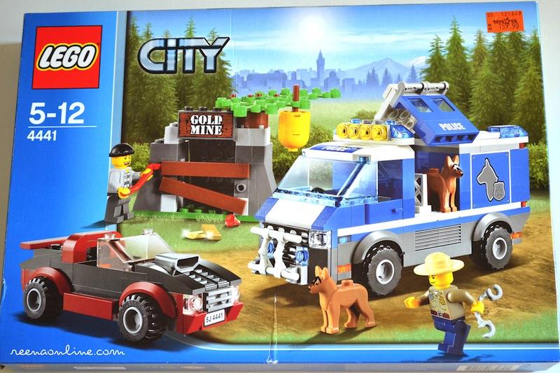 Lego Police Dog Unit Videos