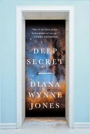 Giveaway - Deep Secret