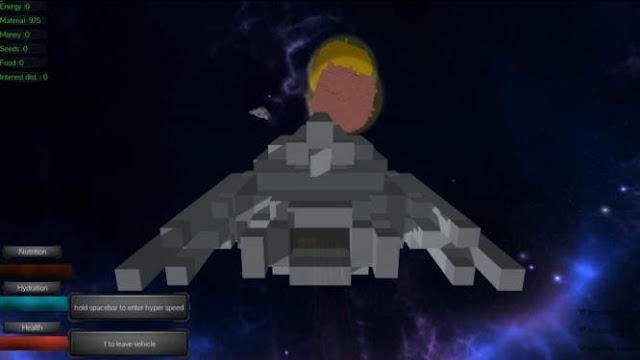Infinite pixel Screenshots