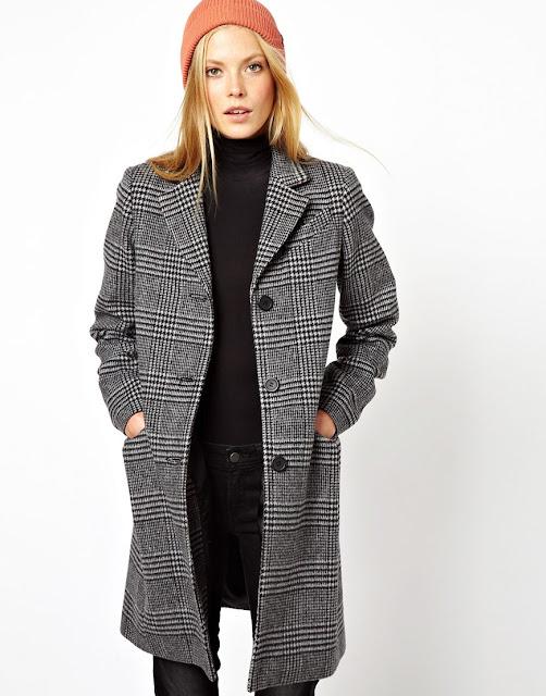 check longline coat