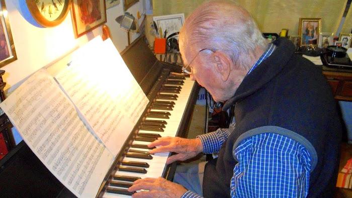 JOSÉ BRAGATO, 99 AÑOS