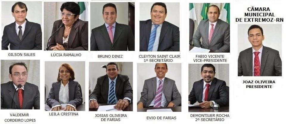 CÂMARA MUNICIPAL DE EXTREMOZ-RN